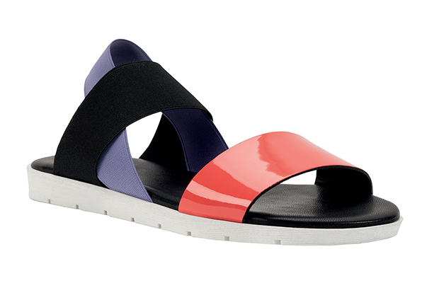 FURLA CRUISE SS16 MAGIA SANDALS T.10_Y789_corallo+onyx+violet_14985RUBLE
