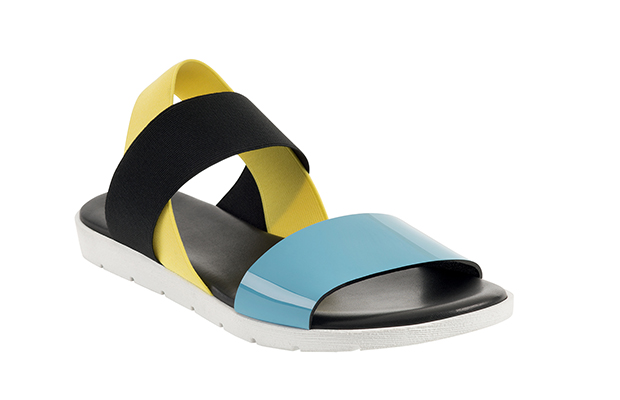 FURLA CRUISE SS16 MAGIA SANDALS T.10_Y789_light blue+onyx+yellow_14985RUBLE