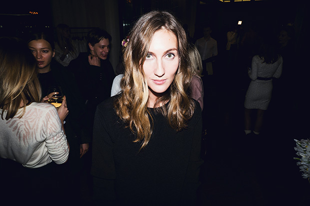 Anna Kazakova (Harper`s Bazaar)
