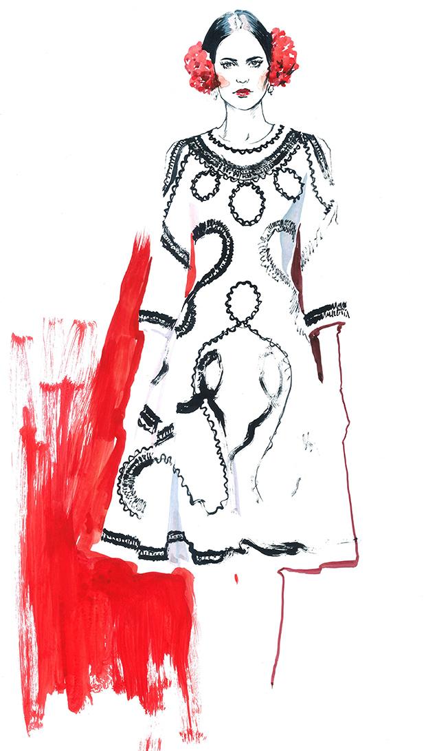 Dolce & Gabbana_red