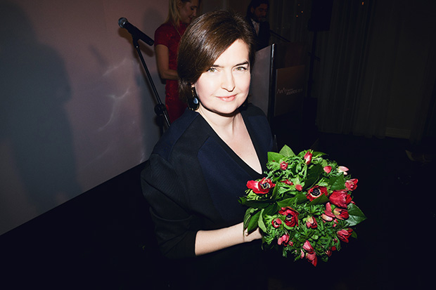 Elena Zaytseva (Publisher Vogue)