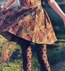 cute-dots-dress-fashion-flowers-Favim.com-244498