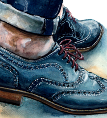 Just+A+Men+Shoe+fashion+illustration
