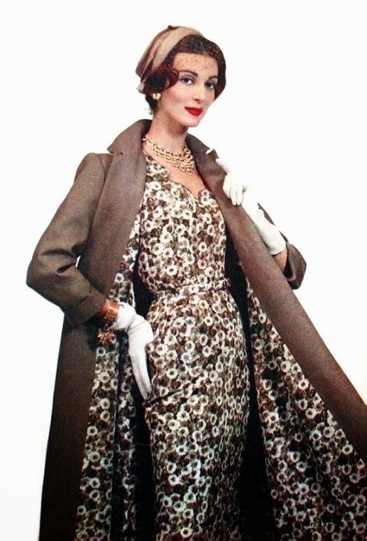 1952 Coat & Matching Dress