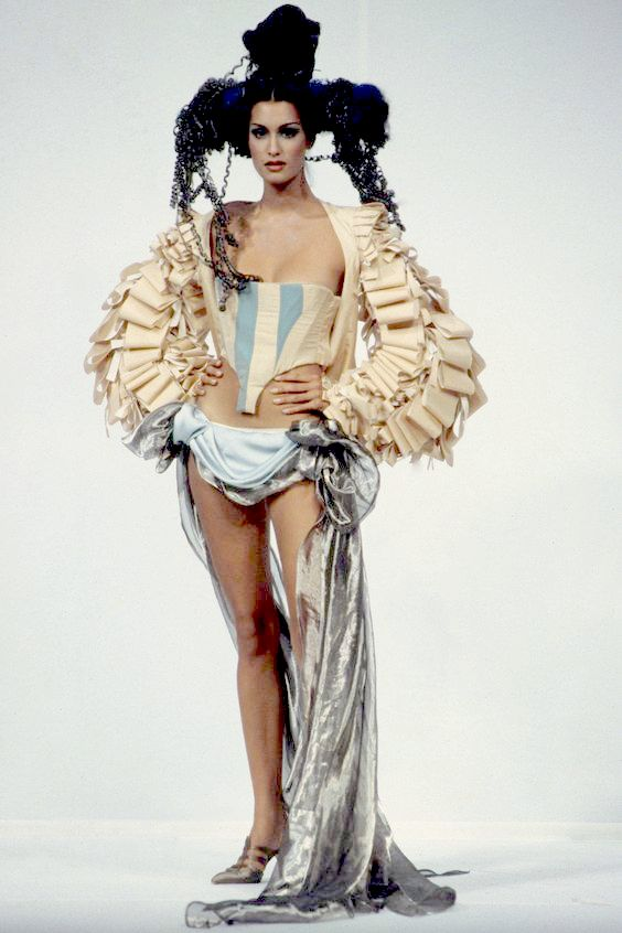Galliano Spring 1993 Ready-to-Wear Fashion Show