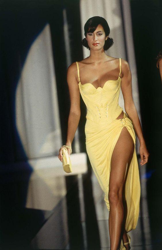 Versace Spring 1995