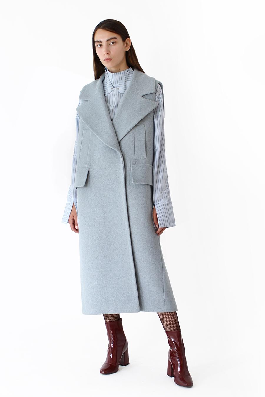 fw1703-8 пальто