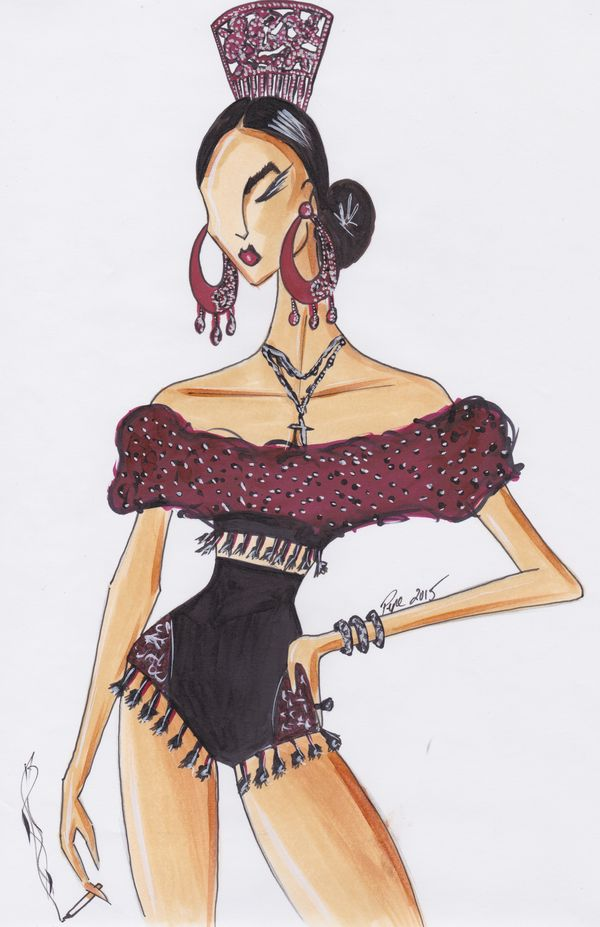 flamenco by pepe 1