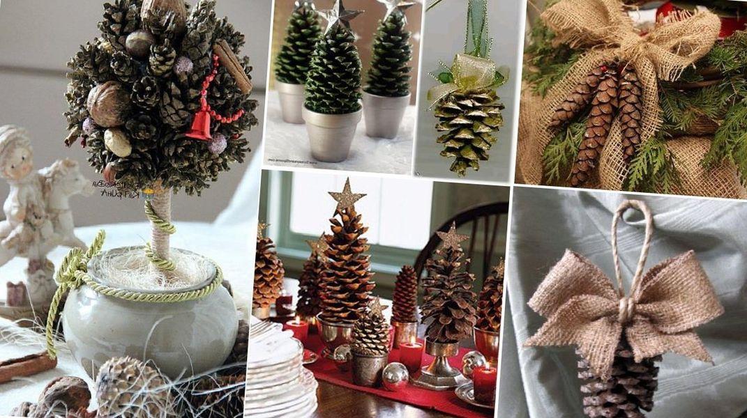 Подарки к новому году своими рукам елки