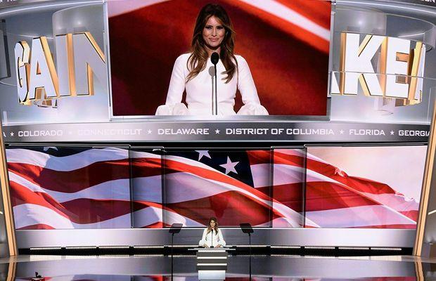 Мелания Трамп: новая Первая