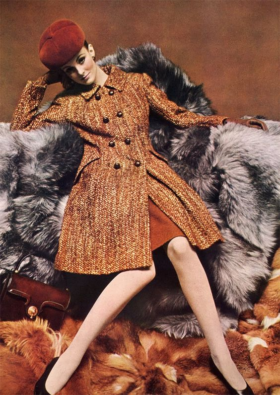 Grace Coddington, 1964 - копия