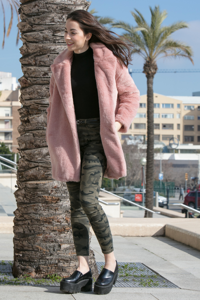 Street style at 080 Barcelona.