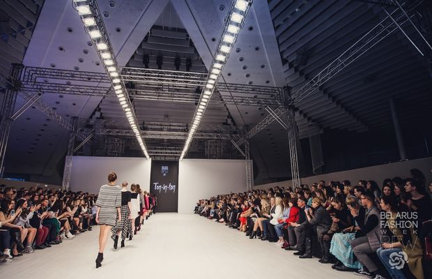 Хроники Belarus Fashion Week: Ton-in-ton