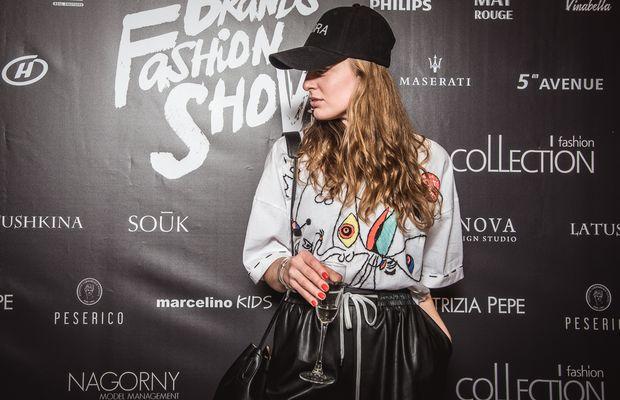 Гости Brands Fashion Show, часть вторая