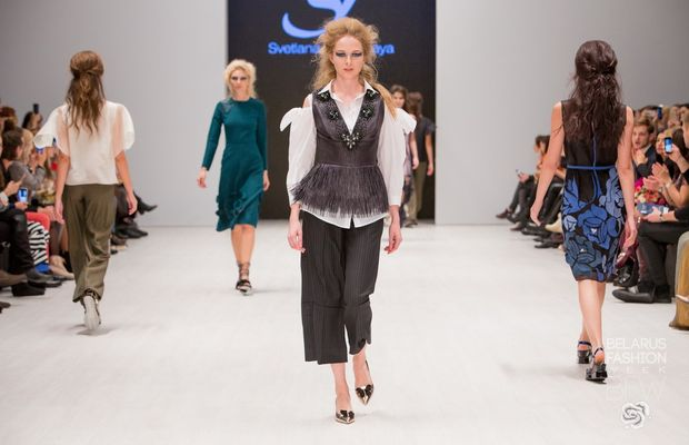 Хроники Belarus Fashion Week SS 2018: Svetlana Todorskaya