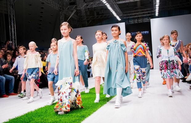 Анонс: новый сезон Kids' Fashion Day в рамках Недели моды