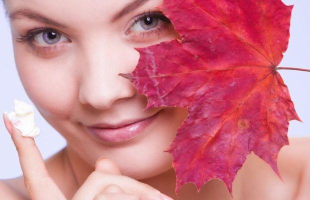 Что нужно знать об уходе за кожей лица осенью