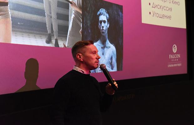 Игорь Сукманов представил фильм «Подбросы» в рамках проекта «Зал №4»