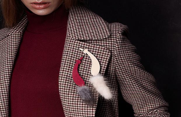 Лукбук новой коллекции Foxhunting от Fancy Clover