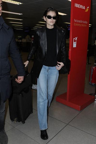 Как одеться в аэропорт стильно и комфортно. Смотрите, как это делают супермодели