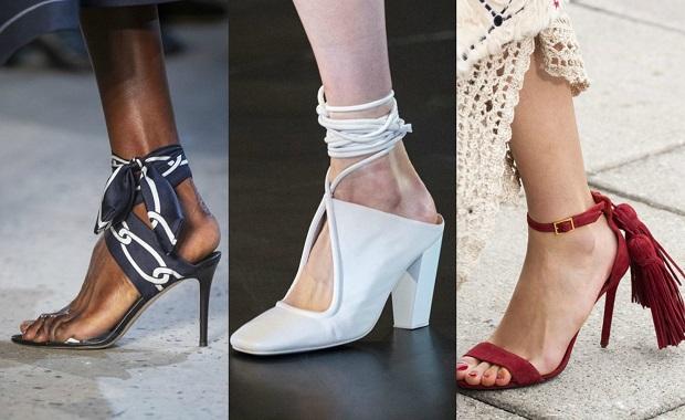 Какая обувь в тренде весной 2019