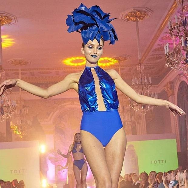 В Минске прошёл показ ведущих итальянских дизайнеров Moda Italia.