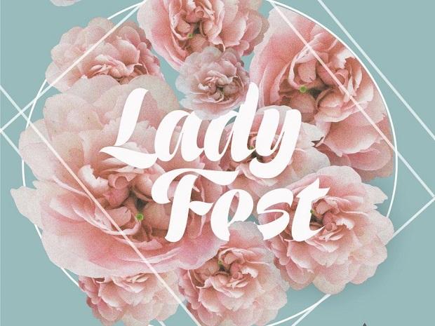 Программа самого женственного мероприятия весны LADY FEST на 25-26 мая