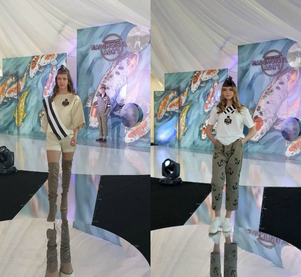 В Дроздах прошёл модный показ Art-Fashion Асаdemy «MADEMOISELLE ADR`I»