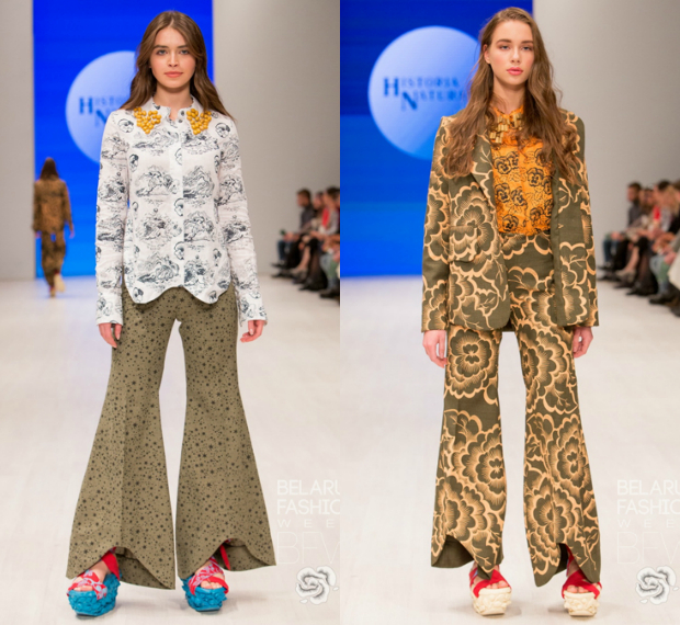 30 мая пройдёт показ «Украіна. Етно-fashion» от белорусского-украинского проекта