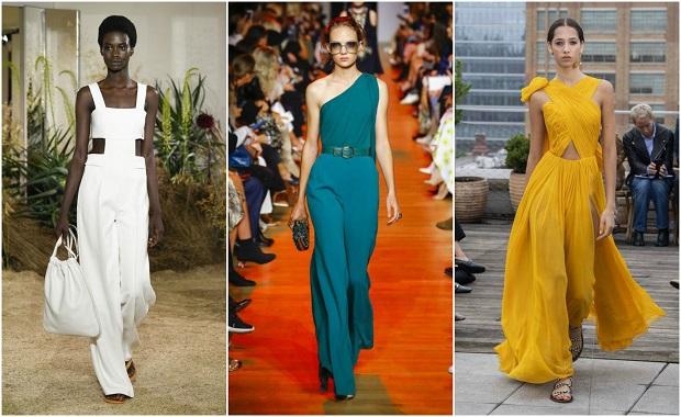 Модные комбинезоны весна-лето 2019