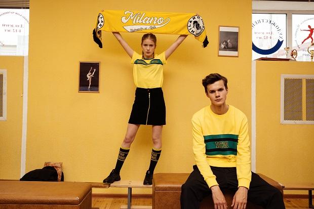 Mark Formelle презентовал линейку одежды к Европейским играм