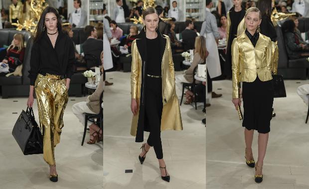 Коллекция Ralph Lauren Ready To Wear осень/зима 2019-2020 на Неделе Моды в Нью-Йорке