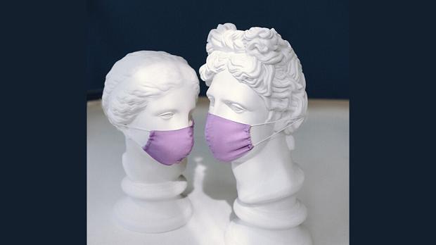 Бесплатные тканевые маски раздаёт белорусский бренд léger. Узнали, где можно получить защиту