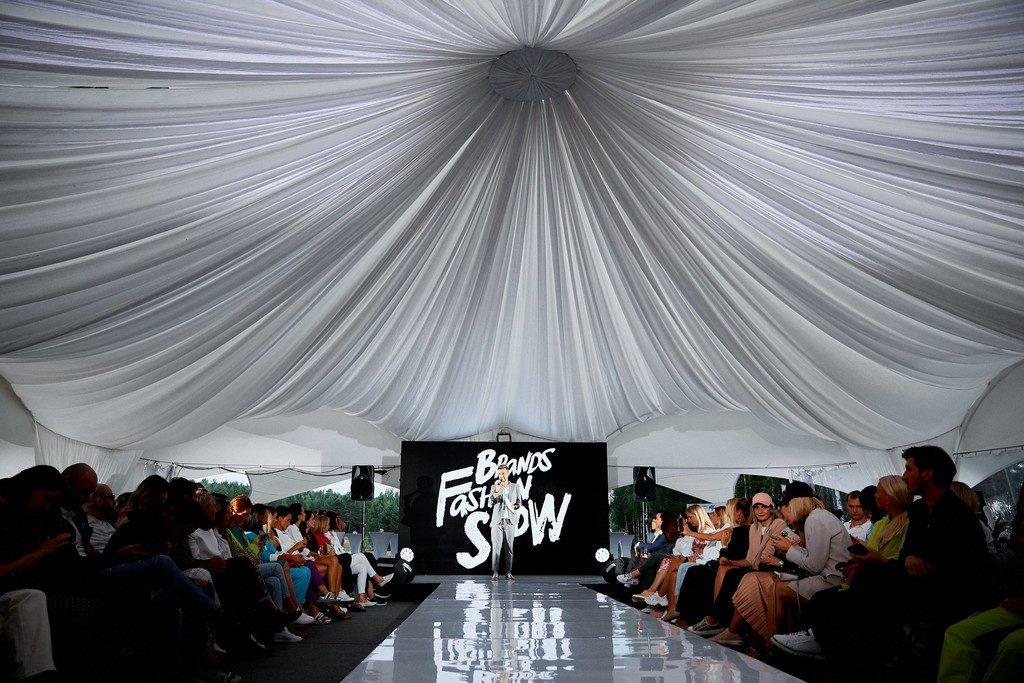 Как проходили съемки 12 сезона BrandsFashionShow с гостями и живыми показами