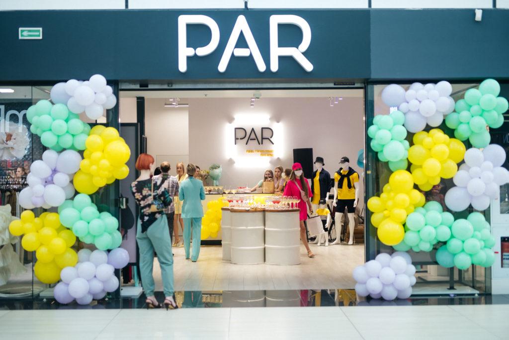 В Минске открылся новый магазин PAR